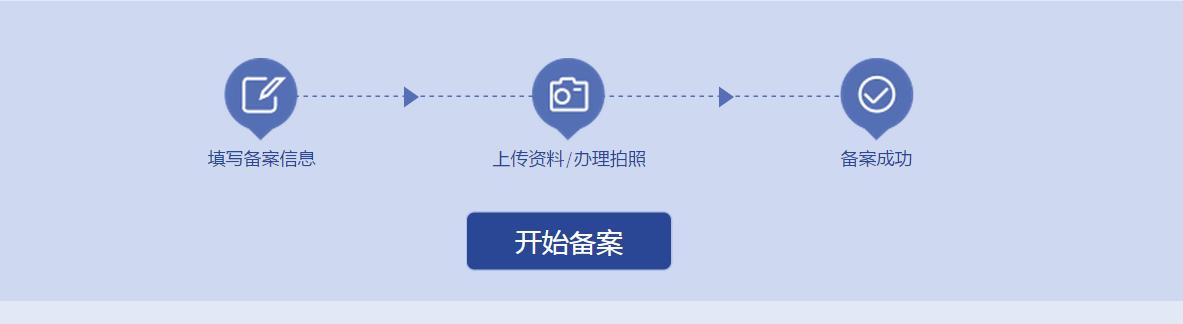 百度开放云网站备案服务